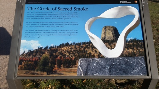Devils Tower National Monument - Circle of Sacred Smoke