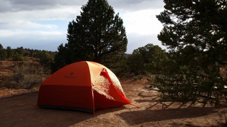 Camping in Kodachrome Basin State Park