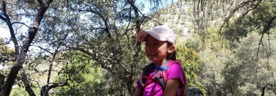 Lola in Madera Canyon Arizona