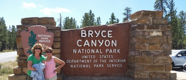 Bryce Canyon National Park - Patty and Kristin
