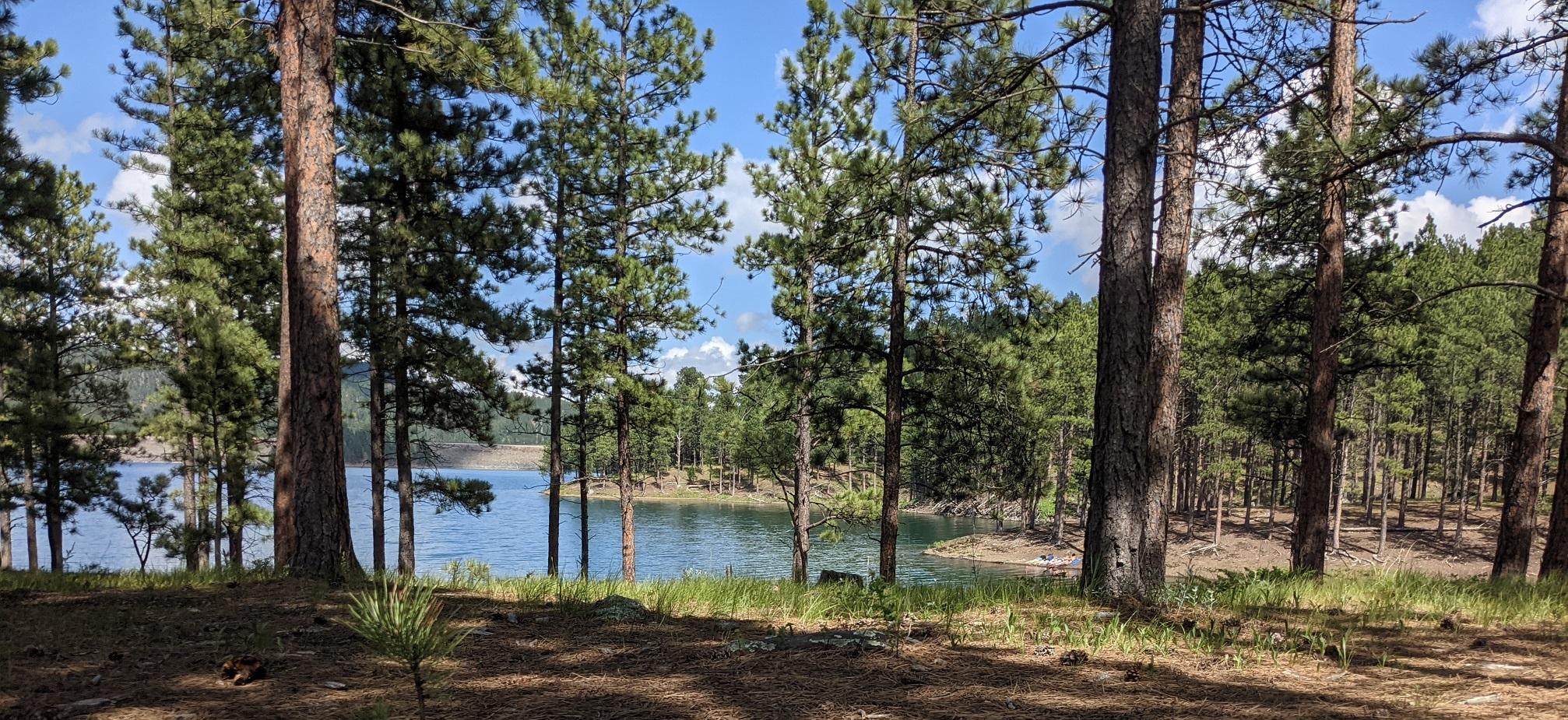 Pactola Lake Campground